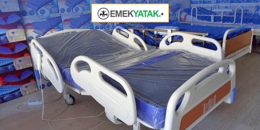 Elektrikli Hasta Yatağı Üretimi