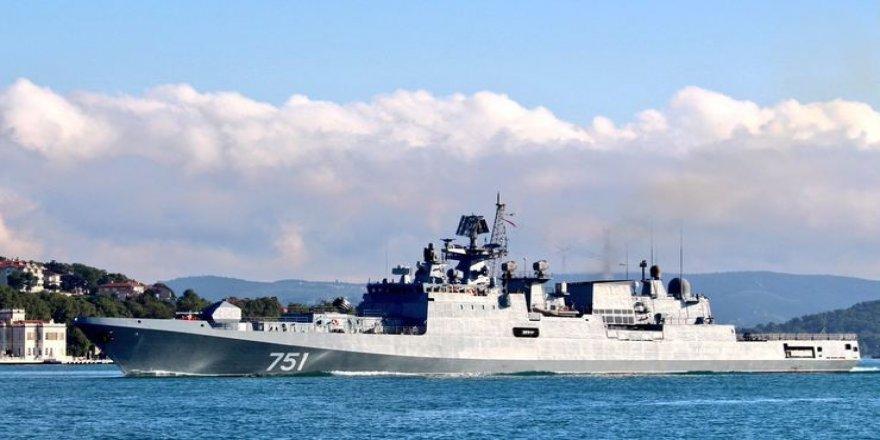 Rusya, Kırım açıklarında batık arıyor