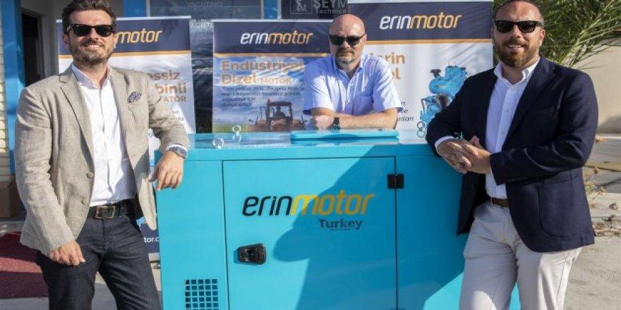 Erin Motor, yerli marin motor ile İzmir çıkarması yaptı