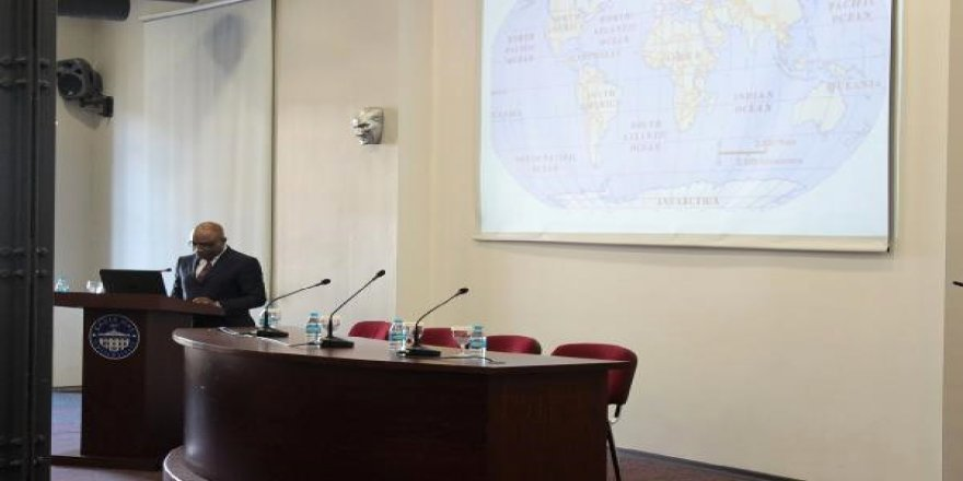 """""""Uluslararası Deniz Hukuku Yaz Akademisi"""" başladı"""