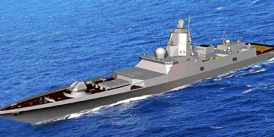 Dünyanın 'Lider'i olacak Rus destroyeri