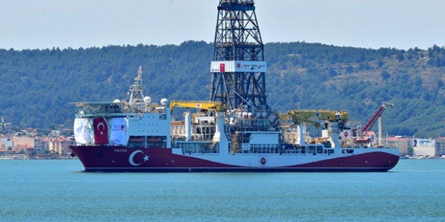 Akdeniz'de ilk sondaj kuyumuzu açacağız
