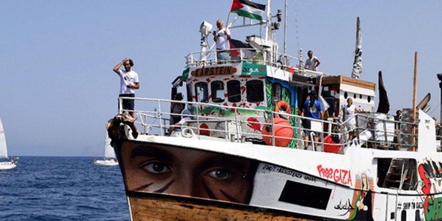 """Heniyye'den,İsrail'e """"Korsan"""" benzetmesi"""