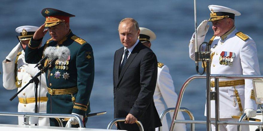 Bu yıl Rus donanmasına 26 yeni gemi eklenecek