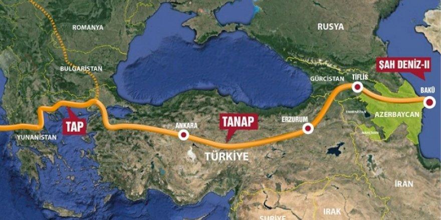 CEF Energy'den TANAP'a 5 milyon euro hibe
