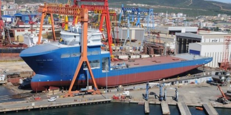 Gemi ve yat ihracatı yüzde 64 oldu
