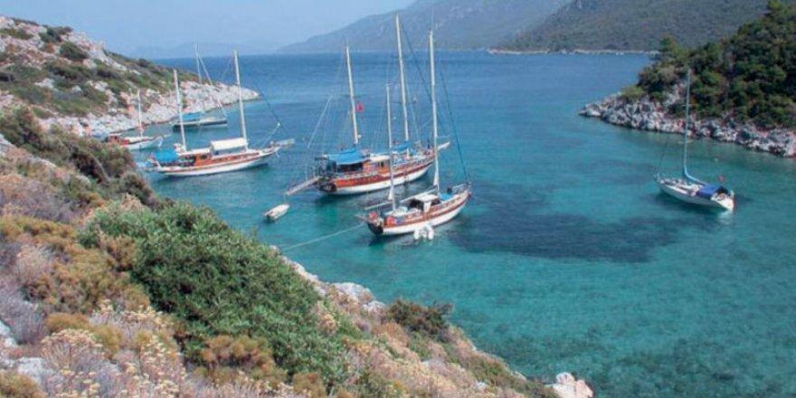 Türkiye'nin en gizli, en bakir koyları!