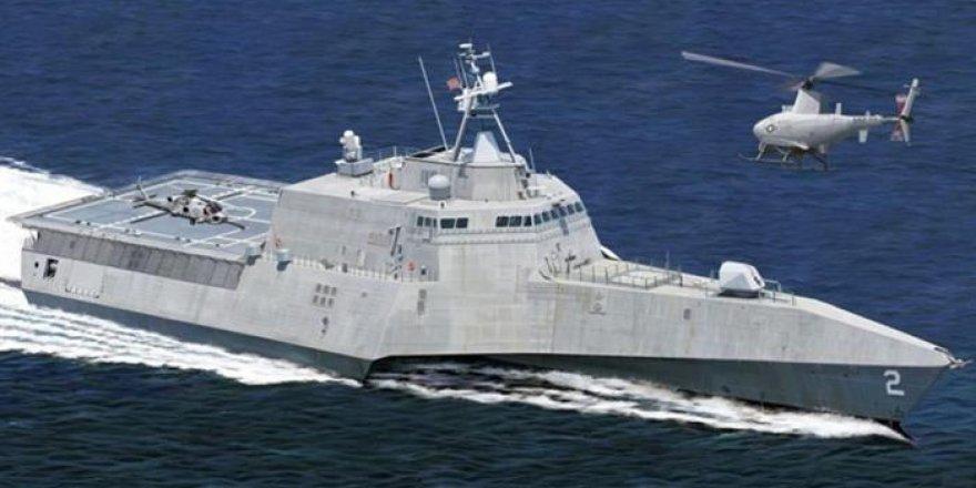 ABD Donanmasına bir LCS daha