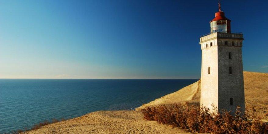 Yıllara meydan okuyan Rubjerg Knude Feneri