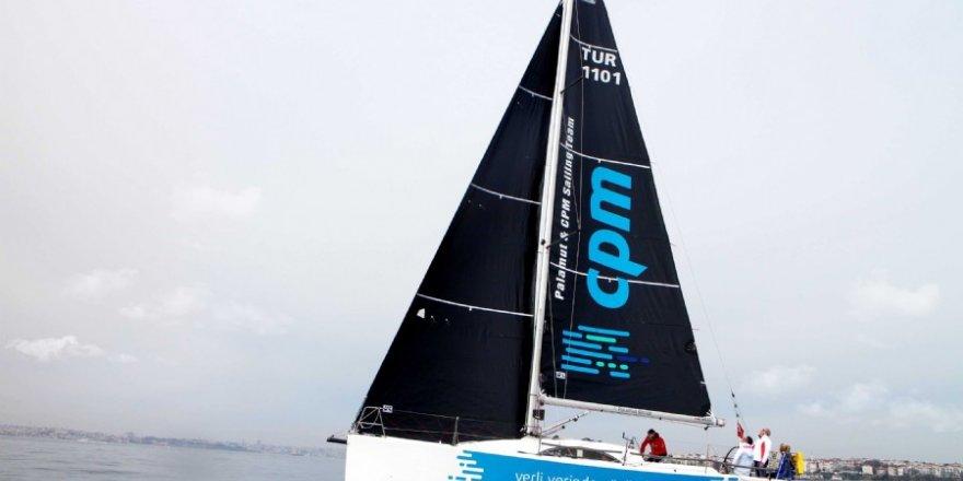 33. Yıl Amiral Kupası sahibi Palamut & CPM Sailing Team