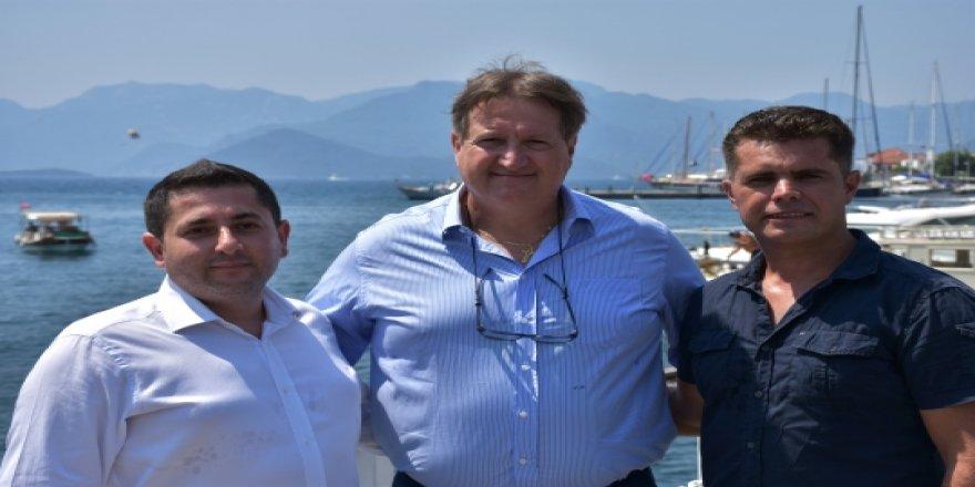Floating Life yat bakım hizmetleri için Marmaris'i seçti
