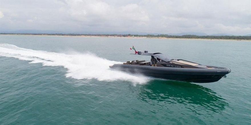 Anvera 48 Cannes Yachting Festival'da sergilenecek