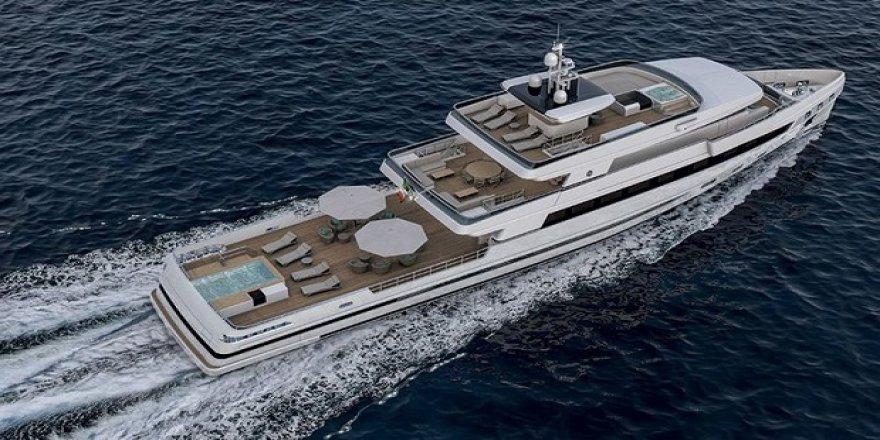 Rosetti Superyacht'dan uzaktan kumandalı navigasyon