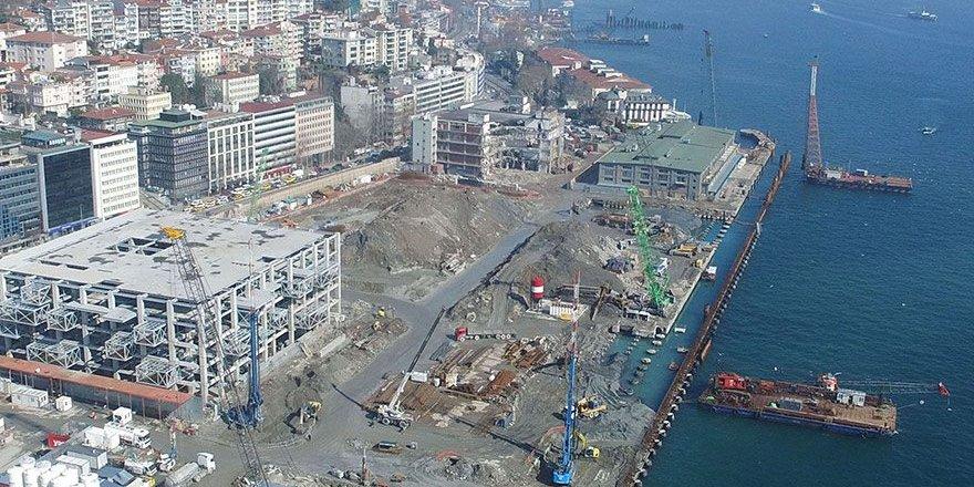 Galataport 2020 yılında açılacak