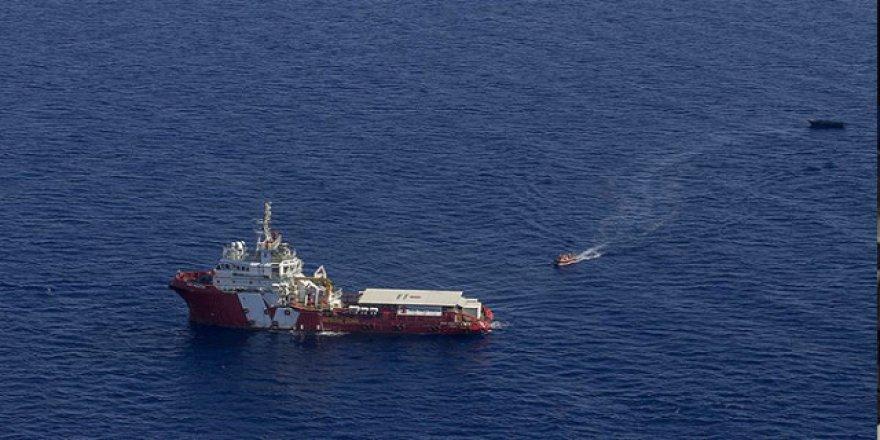 Türkiye'ye esrar taşıyan gemiye Akdeniz'de operasyon