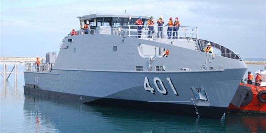 """İlk """"Guardian"""" Pasifik'te nöbete hazırlanıyor"""