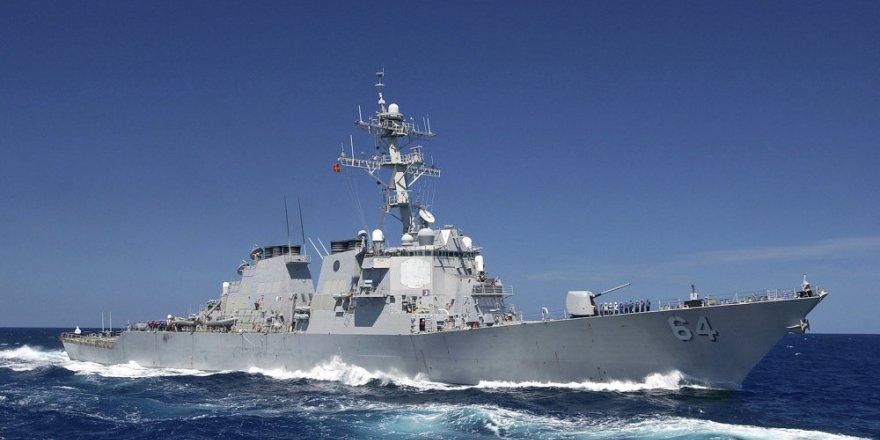 ABD'nin Carney destroyeri, tekrar Karadeniz'de
