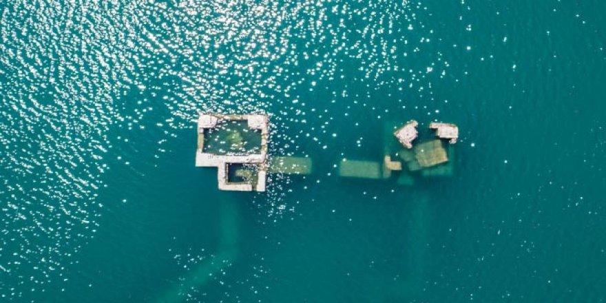 Hazar Gölü'ndeki 'Batık Şehir' için hedef UNESCO listesi!