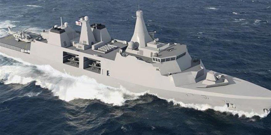 Type 31e fırkateyn programı askıya alındı