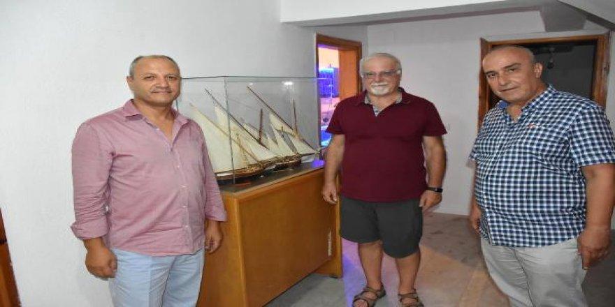'Teknelerle Marmaris tarihi' sergisi