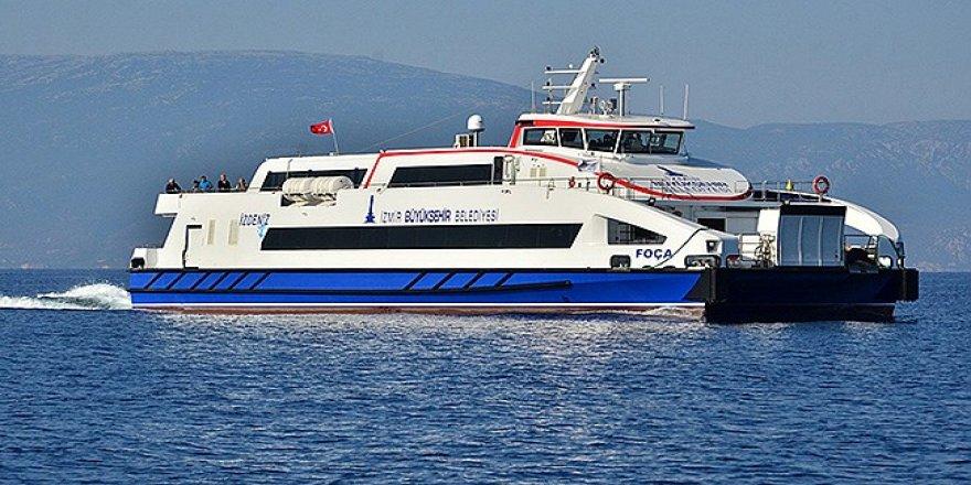 İzmir deniz ulaşımına 'Baykuş seferleri' geliyor