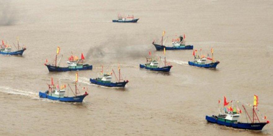 İran, Çinli balıkçı gemilerini istemiyor