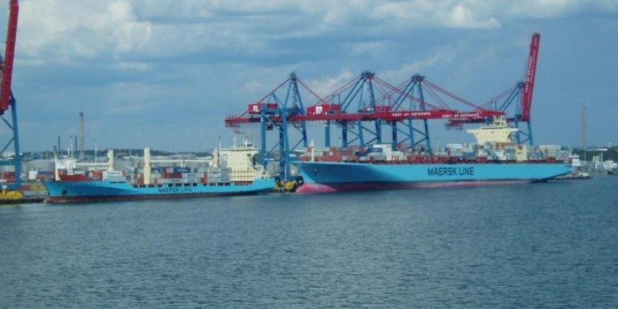 Maersk, Kuzey Buz Denizi'ni kullanmaya başladı