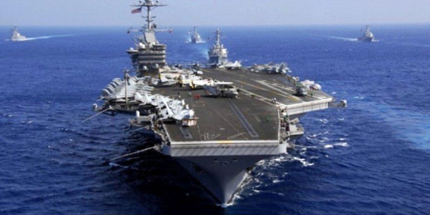 Çin: ABD uçak gemisi taşıyıcısını batırabiliriz
