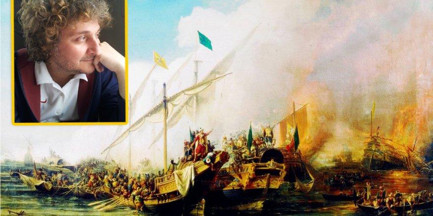 Tuluyhan Uğurlu Akdeniz ve Türk denizciliğini anlatıyor