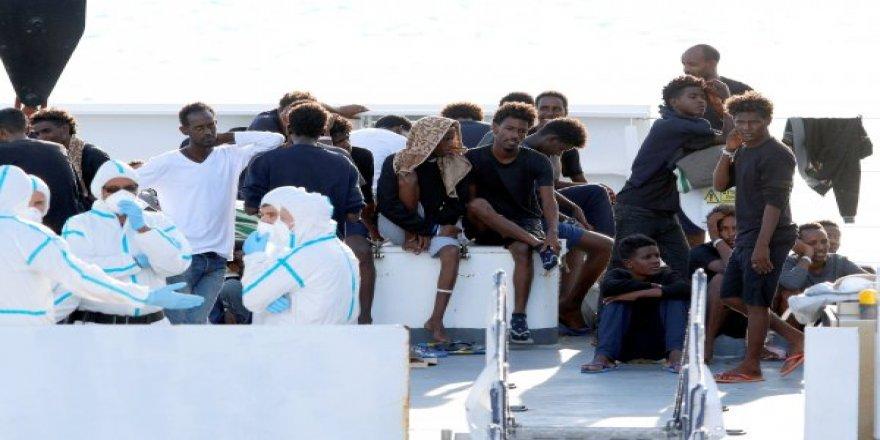 Gemideki göçmenler tecavüz kurbanı çıktı
