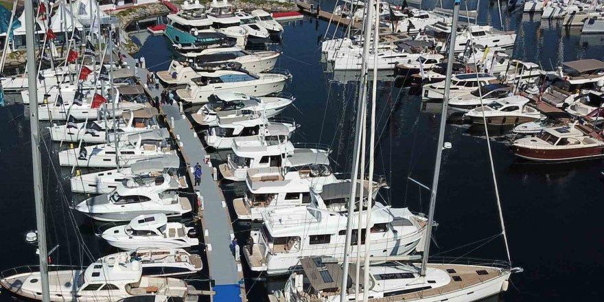 Denizcilik sektörünün en büyük buluşması Viaport'ta