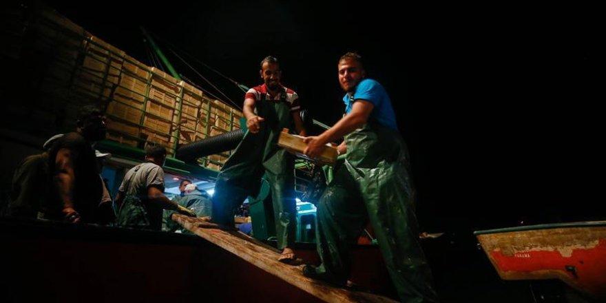 Denizlerin mevsimlik işçileri