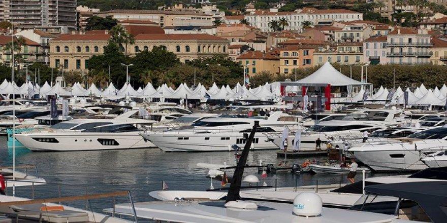 Cannes Yat Festivali için geri sayım başladı
