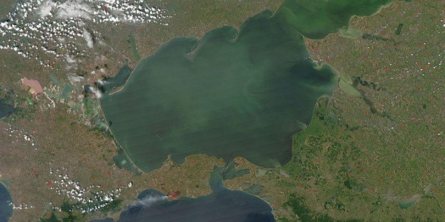Rusya, Azak Denizi'nin bir kısmını askeri saha ilan etti