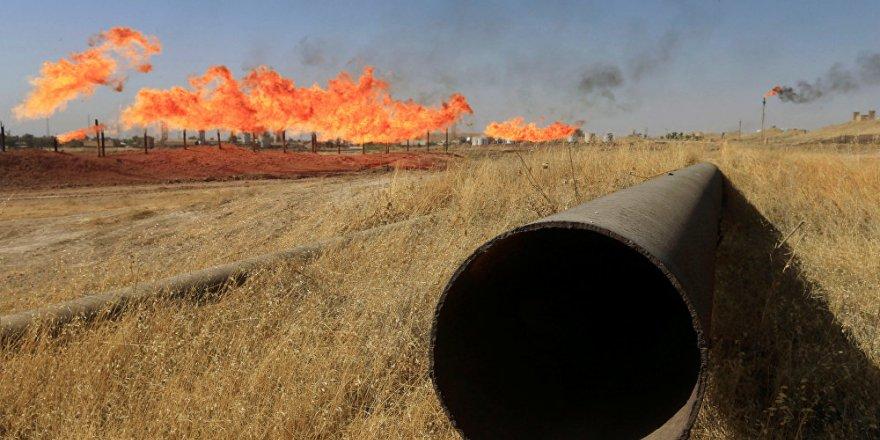 Kerkük'te petrol boru hattına sabotaj