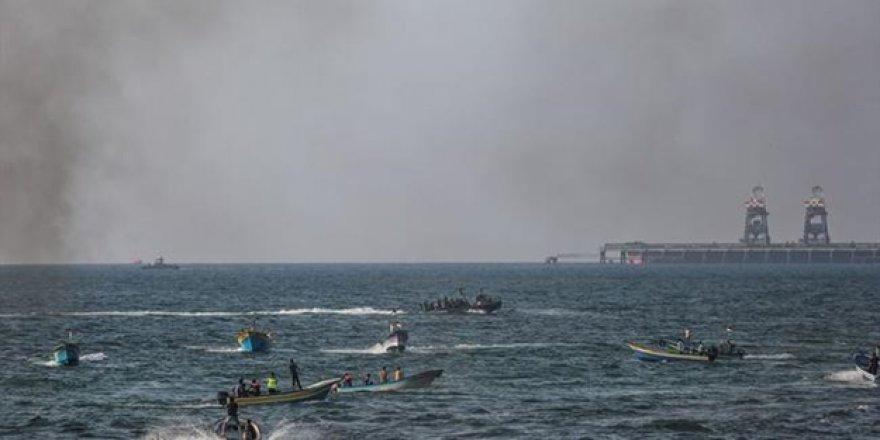 İsrail, eylemcilere gerçek mermilerle saldırdı