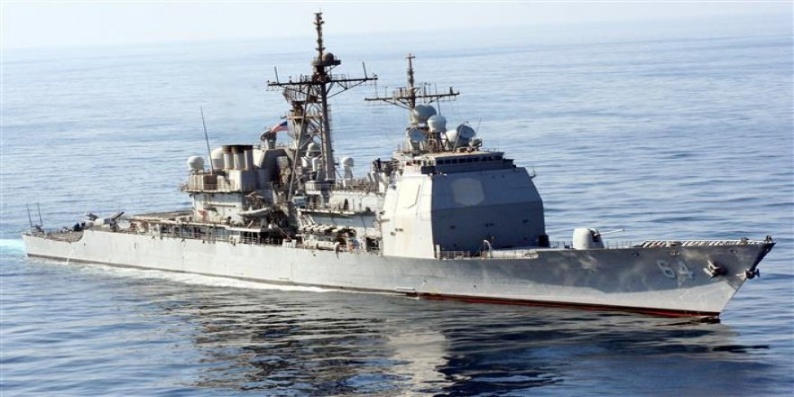 BAE sistem ABD kruvazörünü modernize edecek