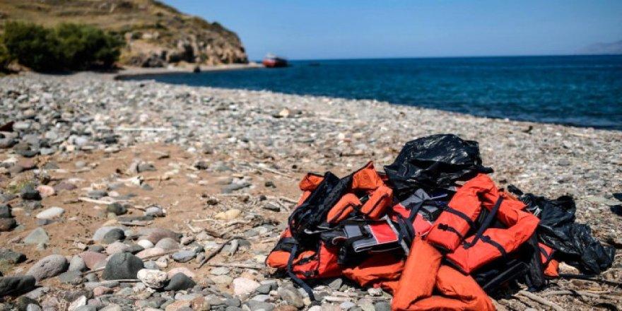 'Orta Akdeniz'de haftalardır hiç kurtarma gemisi yok'