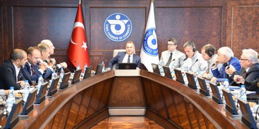 İzmir'de önemli kruvaziyer buluşması