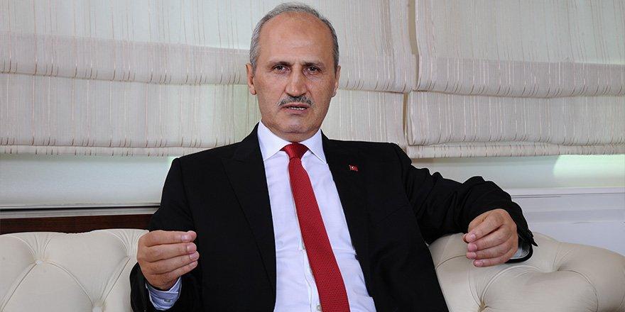 Bakan Turhan: Yüzümüzü denizlere çevirmeliyiz