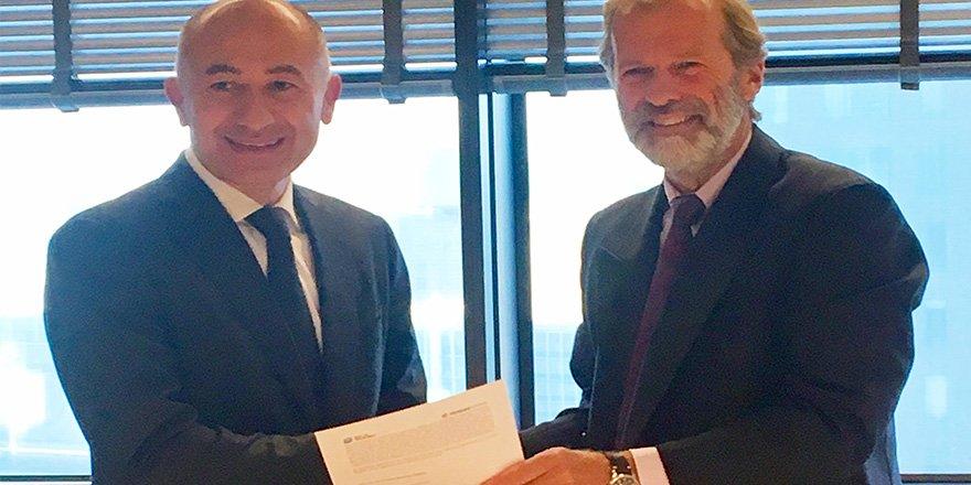 Rönesans Holding'ten Ceyhan için özel anlaşma