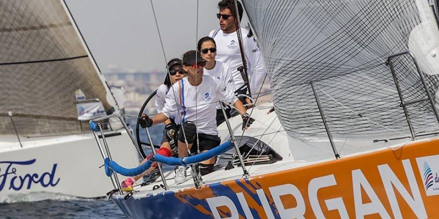 3. Deniz Kızı Ulusal Kadın Yelken Kupası sahiplerini buldu