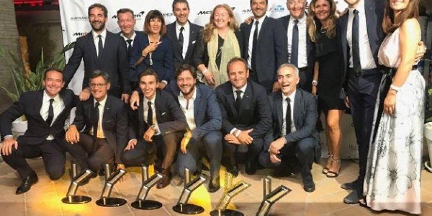 Ferretti Cannes'da bütün ödülleri topladı