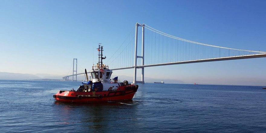 MED XXIX Dilovası-İzmit Körfezi'nde hizmet verecek