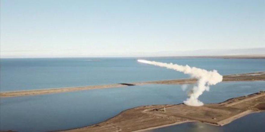 Rusya, Onyx gemisavar füzesini ilk kez test etti