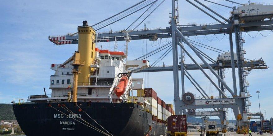 DP World' Yarımca Limanı'na demiryolu bağlantısı