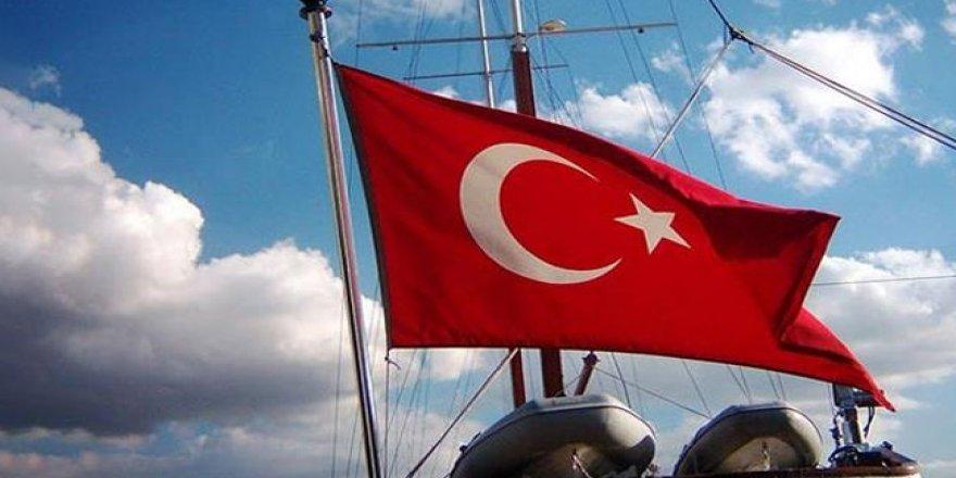 Geçtiğimiz yıl 6047 deniz aracı Türk bayrağına geçti