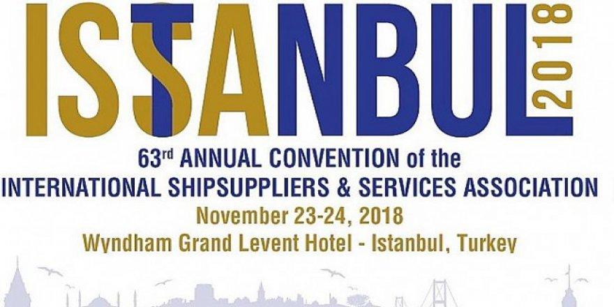 Dünya Gemi Tedarikçileri İstanbul'da toplanıyor