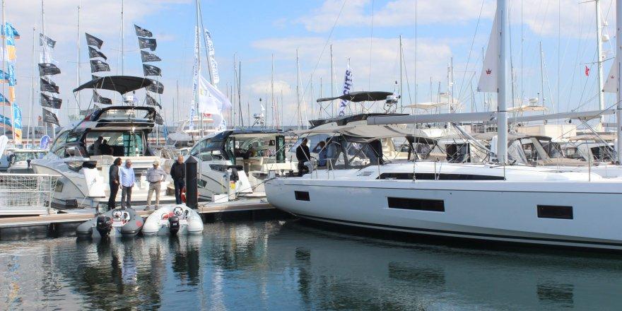Boat Show Fuarı'nda 2 günde 41 milyon liralık satış