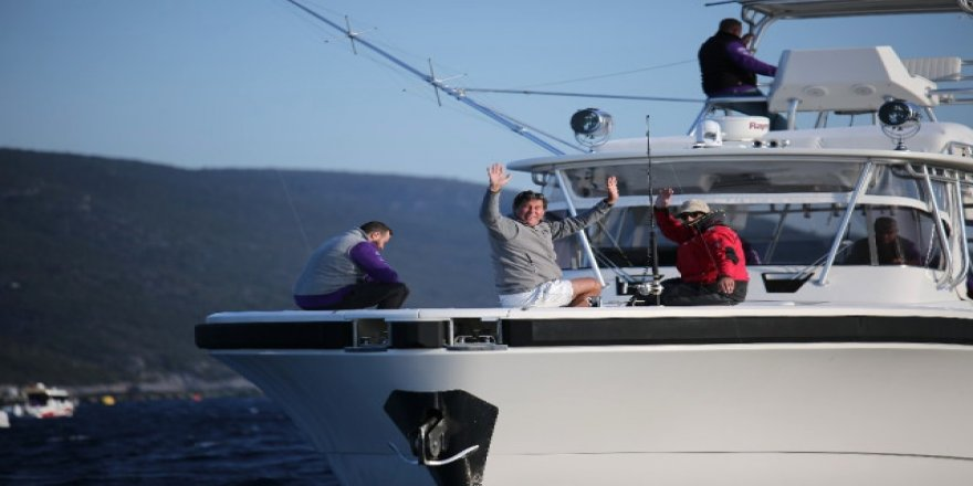 Balıkçılık turnuvasında kazanan belli oldu